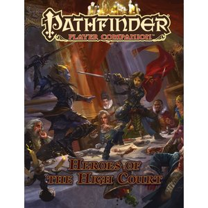 Paizo Publishing PATHFINDER PLAYER COMPANION: HEROES OT HIGH COURT
