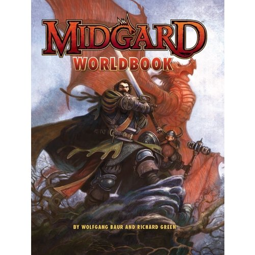 Kobold Press MIDGARD WORLDBOOK