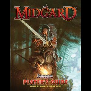 Kobold Press MIDGARD PLAYERS GUIDE - PATHFINDER