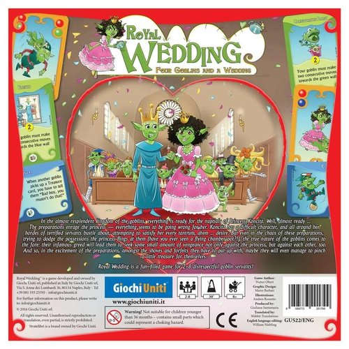 Asmodee ROYAL WEDDING