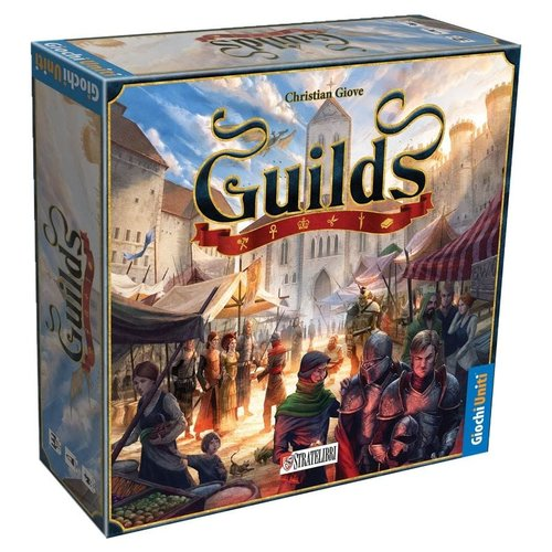 Asmodee GUILDS