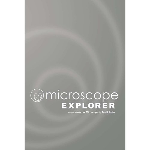 Lame Mage Productions MICROSCOPE: EXPLORER