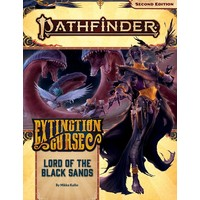 PATHFINDER 2ND EDITION: ADVENTURE PATH #155: EXTINCTION CURSE 5 - LORD OF THE BLACK SANDS