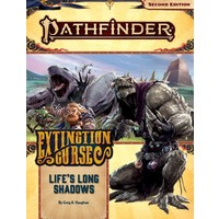 PATHFINDER 2ND EDITION: ADVENTURE PATH #153: EXTINCTION CURSE 3 - LIFE'S LONG SHADOWS