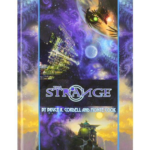 Monte Cook Games THE STRANGE CORE RULES