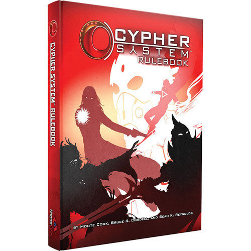 Monte Cook Games CYPHER SYSTEM 2ND EDITION