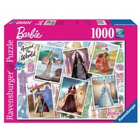 RV1000 BARBIE AROUND THE WORLD