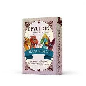 Magpie Games EPYLLION: DRAGON DECK