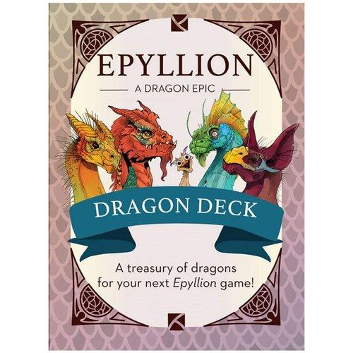 Magpie Games EPYLLION: DRAGON DECK