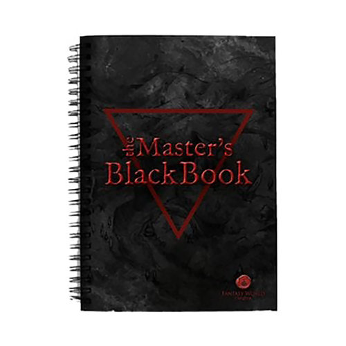 Gamestart FANTASY WORLD CREATOR: THE MASTER'S BLACK BOOK
