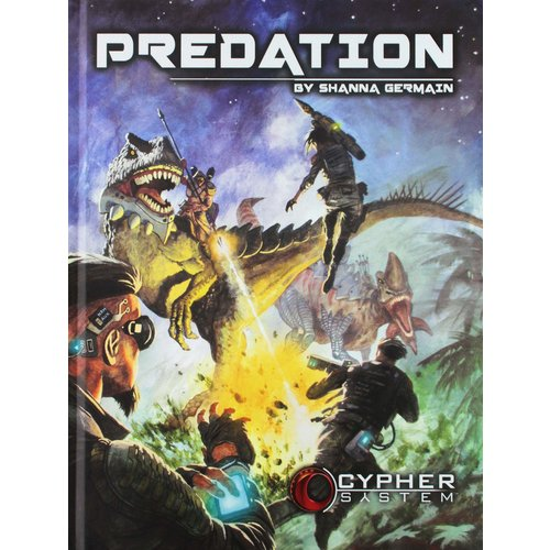 Monte Cook Games CYPHER SYSTEM: PREDATION