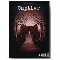 GRAPHIC NOVEL ADVENTURES: CAPTIVE