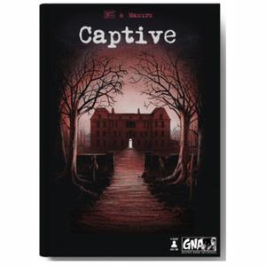 Van Ryder Games GRAPHIC NOVEL ADVENTURES: CAPTIVE