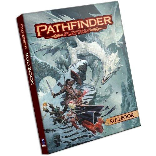 Paizo Publishing PATHFINDER PLAYTEST CORE RULES