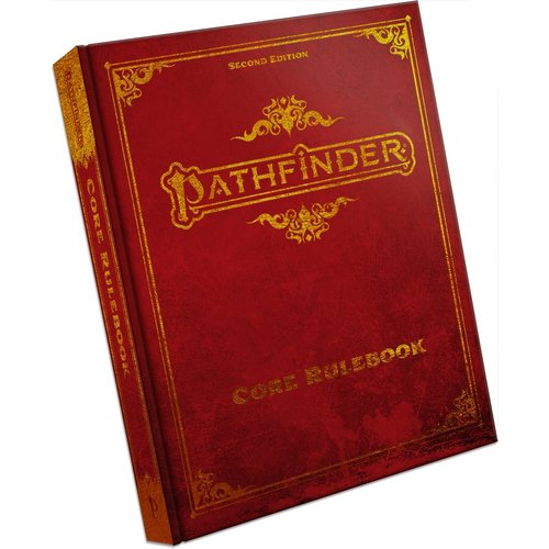 Paizo Publishing PATHFINDER 2ND EDITION: CORE - SPECIAL EDITION