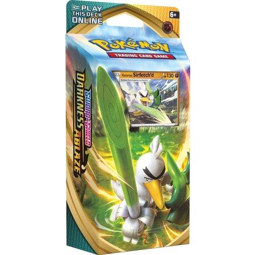 Pokemon USA POKEMON: SWORD & SHIELD 3: SIRFETCH'D THEME DECK