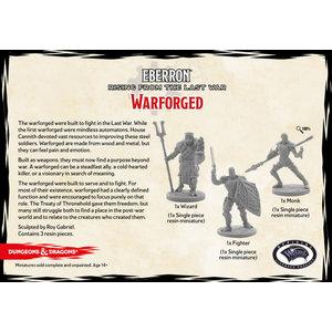 Gale Force Nine D&D 5E: COLLECTOR SERIES - EBERRON: WARFORGED