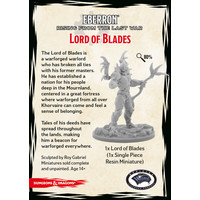 D&D 5E: COLLECTOR SERIES - EBERRON: LORD OF BLADES