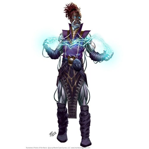 Monte Cook Games NUMENERA PRIESTS o/t AEONS