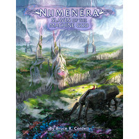 NUMENERA SLAVES OF MACHINE GOD