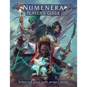 Monte Cook Games NUMENERA PLAYER'S GUIDE