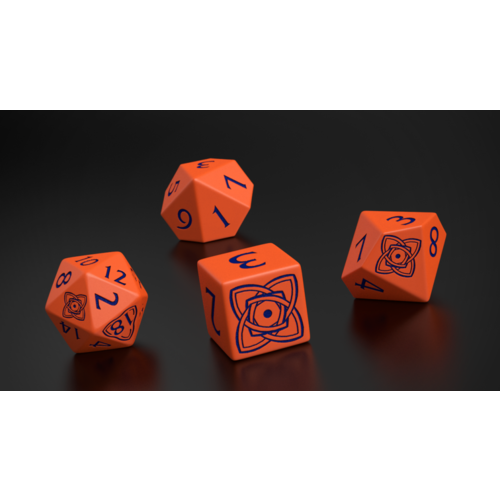 Q-Workshop NUMENERA DICE SET (4)