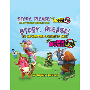 Monte Cook Games NO THANK YOU EVIL!: STORY PLEASE