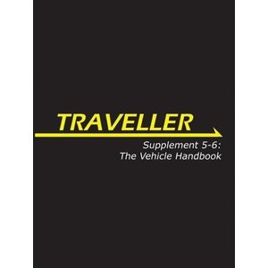 Mongoose Publishing TRAVELLER 1ST EDITION SUPPLEMENT 5-6 VEHICLE