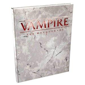 Modiphius VAMPIRE THE MASQUERADE 5TH EDITION - DELUXE EDITION
