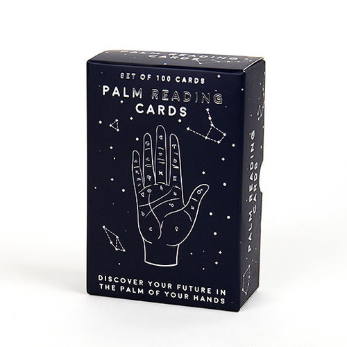 Gift Republic PALM READING CARDS