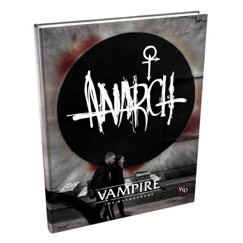 Modiphius VAMPIRE THE MASQUERADE 5TH EDITION: ANARCH SUPPLEMENT
