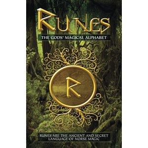 LLEWELLYN WORLDWIDE Runes: The Gods' Magical Alphabet