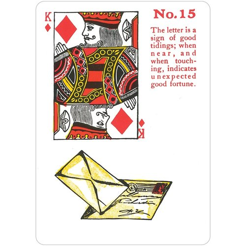 US GAMES SYSTEMS GYPSY WITCH CARDS