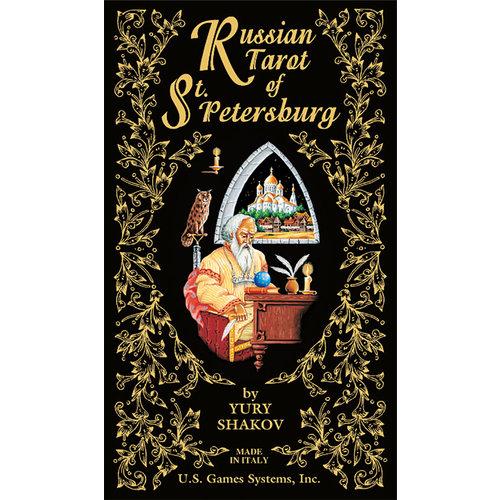 US GAMES SYSTEMS TAROT RUSSIAN ST PETERSBURG