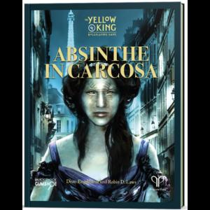 Pelgrane Press THE YELLOW KING: ABSINTHE IN CARCOSA