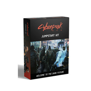 R. Talsorian Games CYBERPUNK RED: JUMPSTART KIT