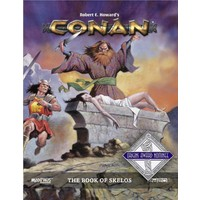 CONAN: BOOK OF SKELOS SUPPLEMENT