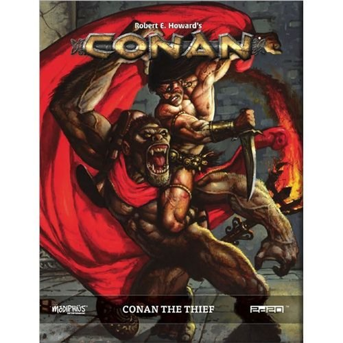 Modiphius CONAN: THE THIEF SUPPLEMENT
