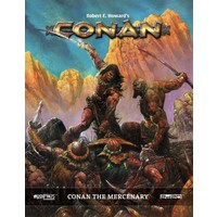 CONAN: THE MERCENARY SUPPLEMENT