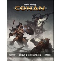 CONAN: THE BARBARIAN SUPPLEMENT
