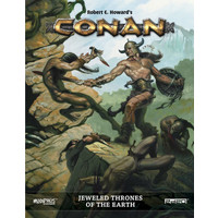 CONAN: JEWELED THRONES OF THE EARTH SUPPLEMENT