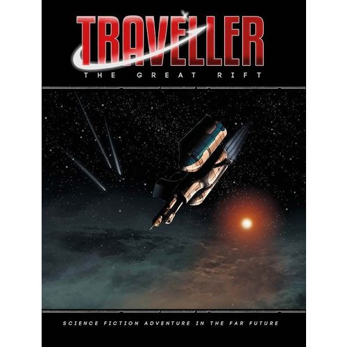 Mongoose Publishing TRAVELLER GREAT RIFT BOX SET
