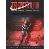 TRAVELLER GREAT RIFT A2 : DEEPNIGHT