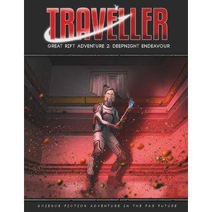 Mongoose Publishing TRAVELLER GREAT RIFT A2 : DEEPNIGHT
