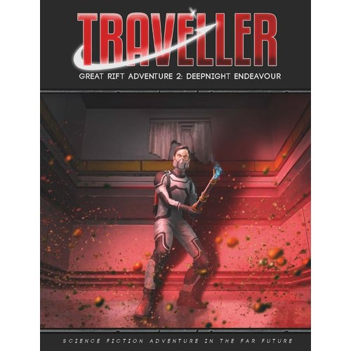 Mongoose Publishing TRAVELLER GREAT RIFT A2 : DEEPNIGHT