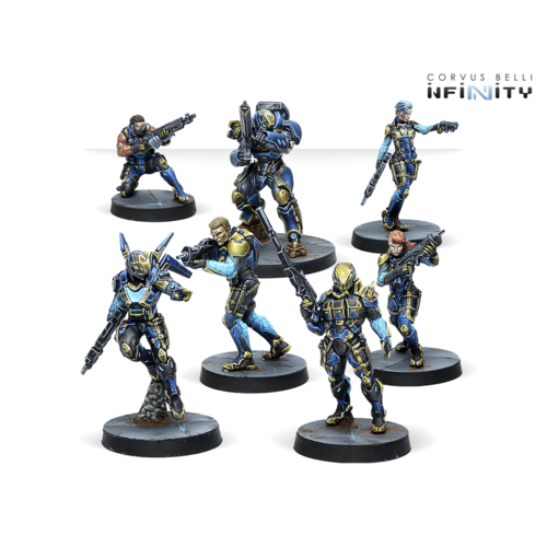 Corvus Belli INFINITY: OPERATION WILDFIRE