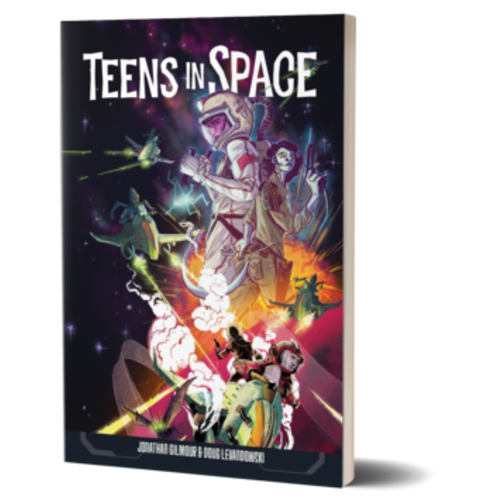 Renegade Games Studios TEENS IN SPACE