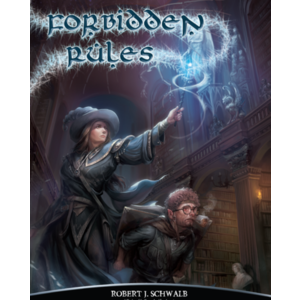 Schwalb Entertainment SHADOW OF THE DEMON LORD: FORBIDDEN RULES
