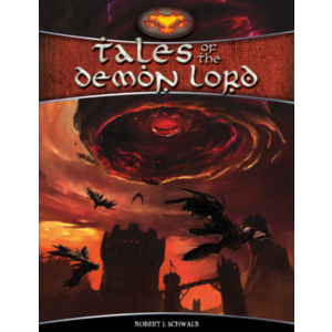 Schwalb Entertainment SHADOW OF THE DEMON LORD: TALES OF THE DEMON LORD