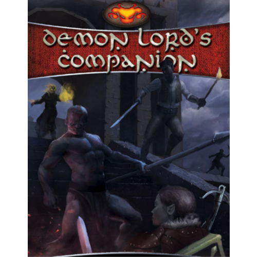 Schwalb Entertainment SHADOW OF THE DEMON LORD: COMPANION